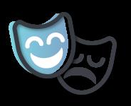icone masque de théâtre
