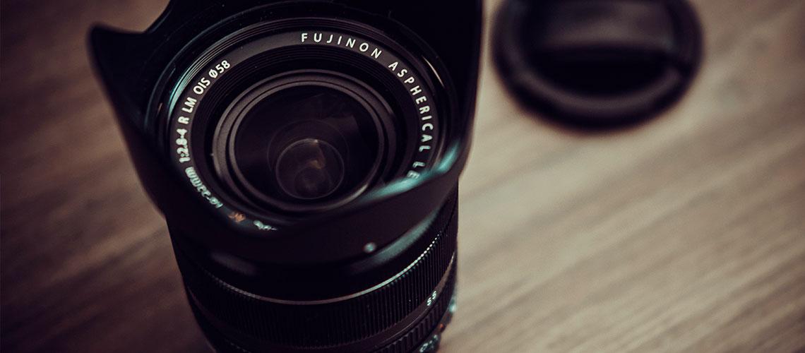 Objectifs d'appareil photo