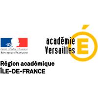 Logo Académie de Versaille
