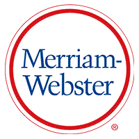 Logo Merriam-Webster